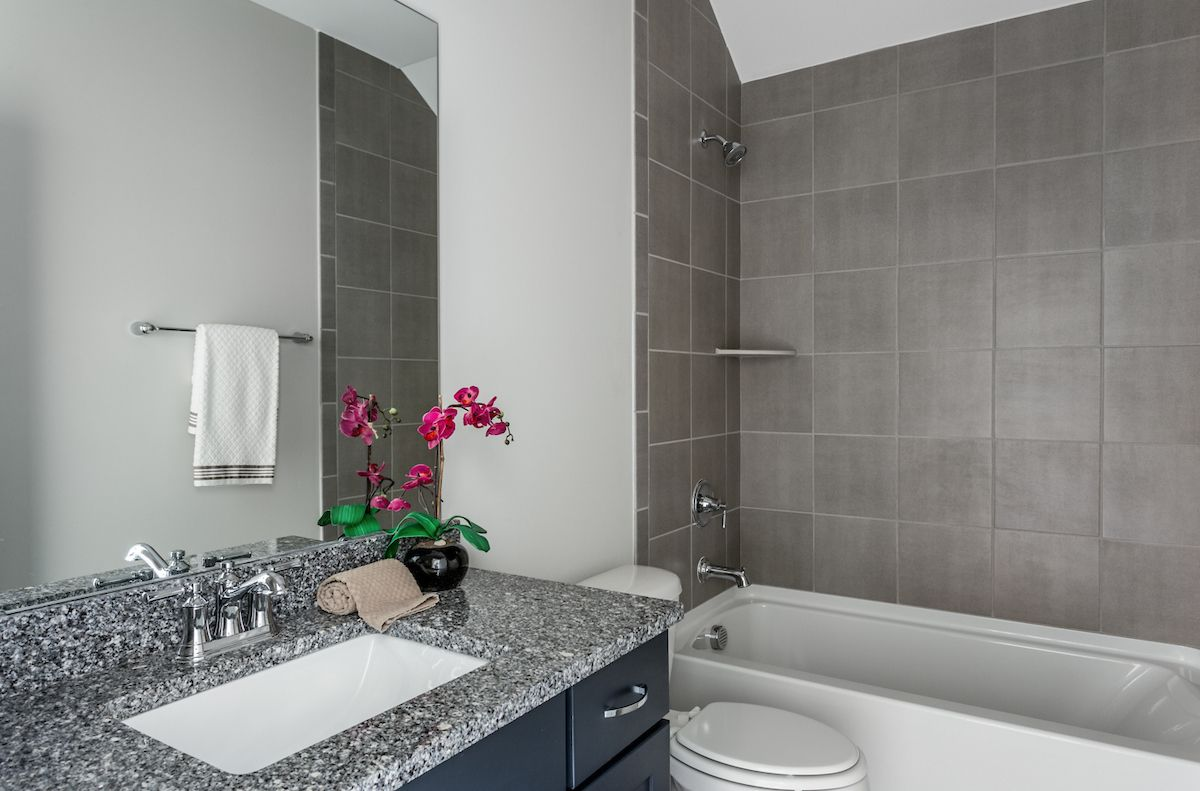 Bathroom featured in The Stanton - Chatham County By Baker Residential