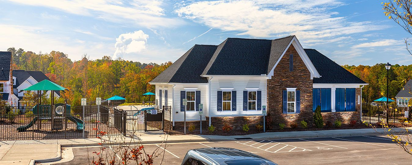 'Providence at Yates Pond' by Baker Residential in Raleigh-Durham-Chapel Hill