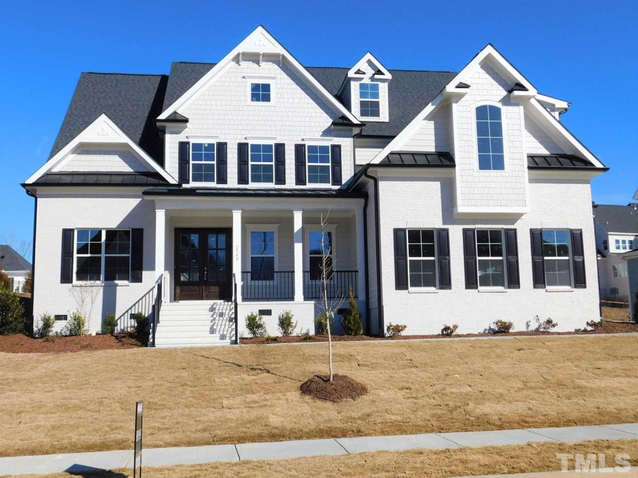 Exterior featured in The Ashland II By Baker Residential in Raleigh-Durham-Chapel Hill, NC