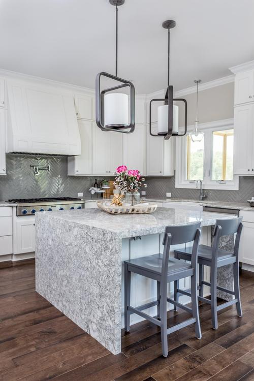 Kitchen-in-The Brookside - Wake County-at-Providence at Yates Pond-in-Apex