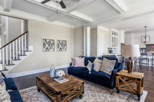 Greatroom-and-Dining-in-The Brookside - Wake County-at-Providence at Yates Pond-in-Apex