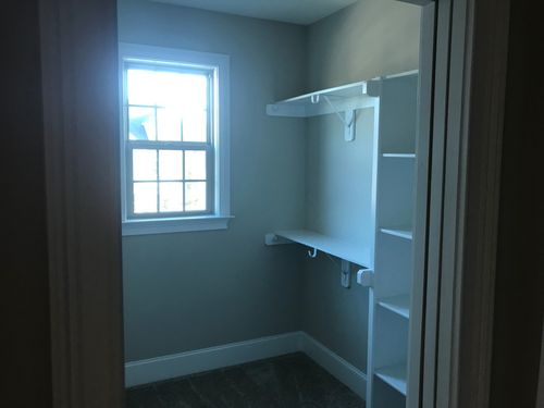 Closet-in-The Ashland - Wake County-at-Providence at Yates Pond-in-Apex