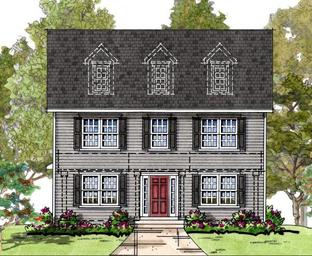 Blair - Ellendale: Stevensville, Maryland - Baldwin Homes Inc.