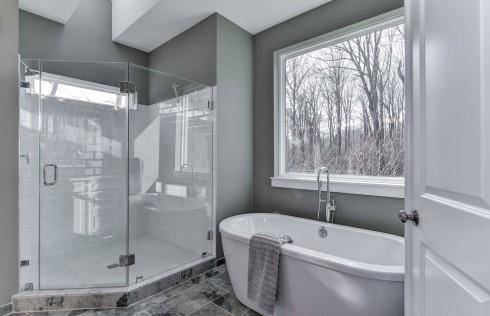 Bathroom featured in the Hogan By Baldwin Homes Inc. in Baltimore, MD