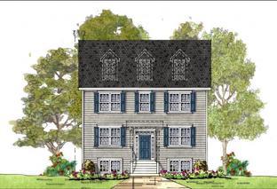 Blair with English Basement - Ellendale: Stevensville, Maryland - Baldwin Homes Inc.