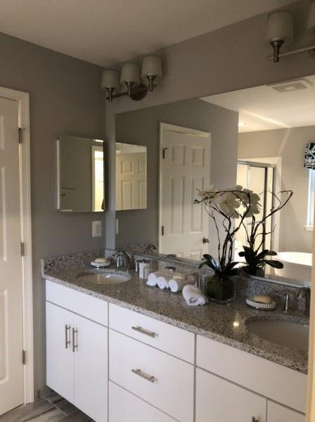 Bathroom featured in the Blair with English Basement By Baldwin Homes Inc. in Eastern Shore, MD