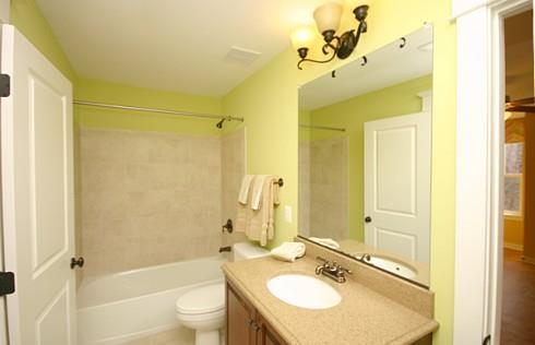 Bathroom featured in the Emerson By Baldwin Homes Inc. in Baltimore, MD