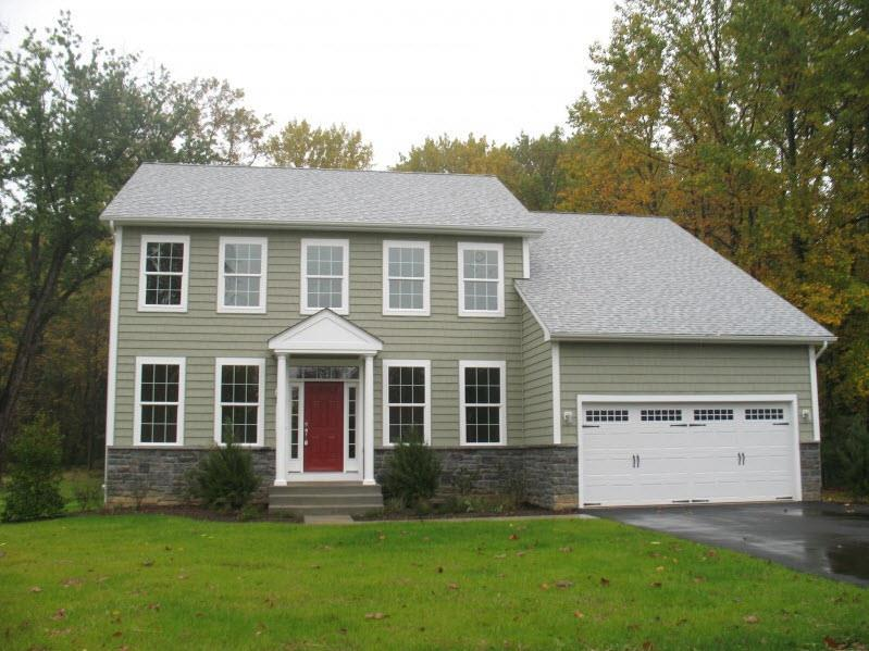 Exterior featured in the Bradford By Baldwin Homes Inc. in Baltimore, MD