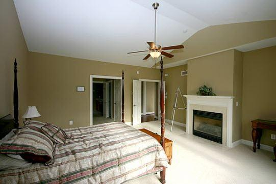 Bedroom featured in the William Lane By Baldwin Homes Inc. in Baltimore, MD