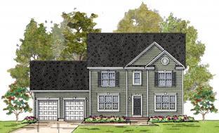Nantucket - The Preserve Wye Mills: Wye Mills, Maryland - Baldwin Homes Inc.