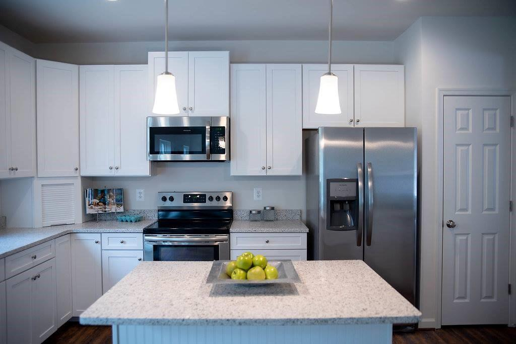 Kitchen featured in the Westover By Baldwin Homes Inc. in Baltimore, MD