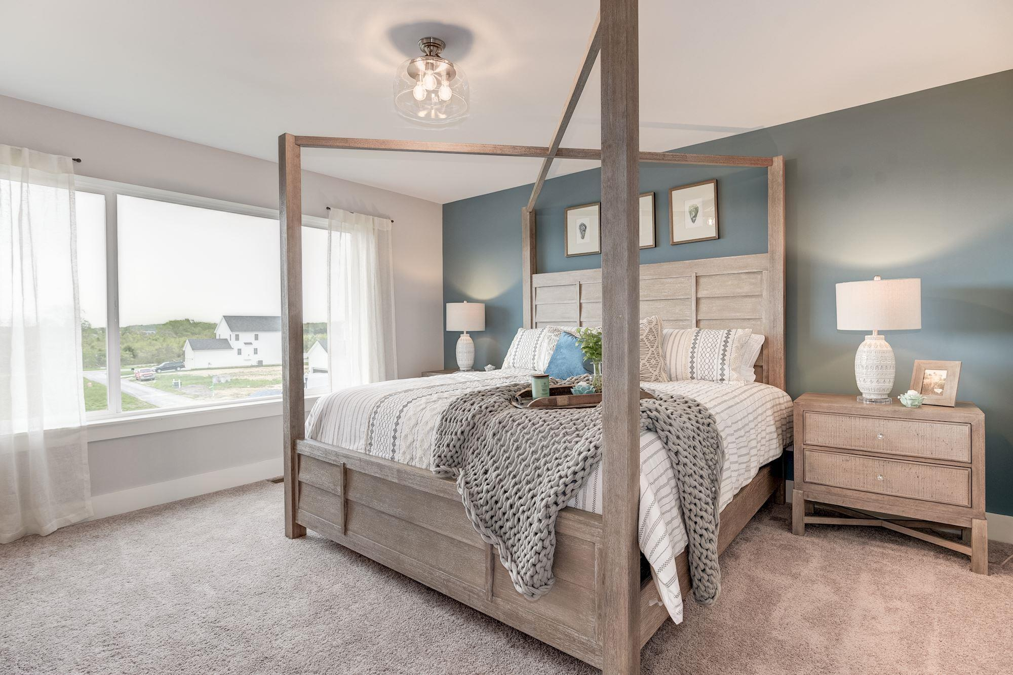 Bedroom featured in the Townhome-Interior Unit By Baldwin Homes Inc. in Eastern Shore, MD