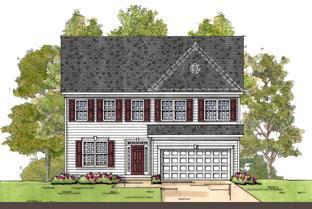 Edward - Ellendale: Stevensville, Maryland - Baldwin Homes Inc.