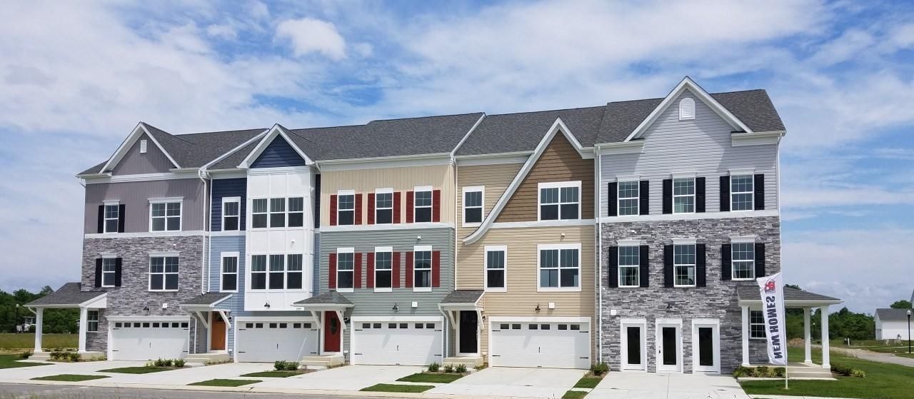 'Ellendale Towns' by Baldwin Homes Inc-Eastern Shore in Eastern Shore