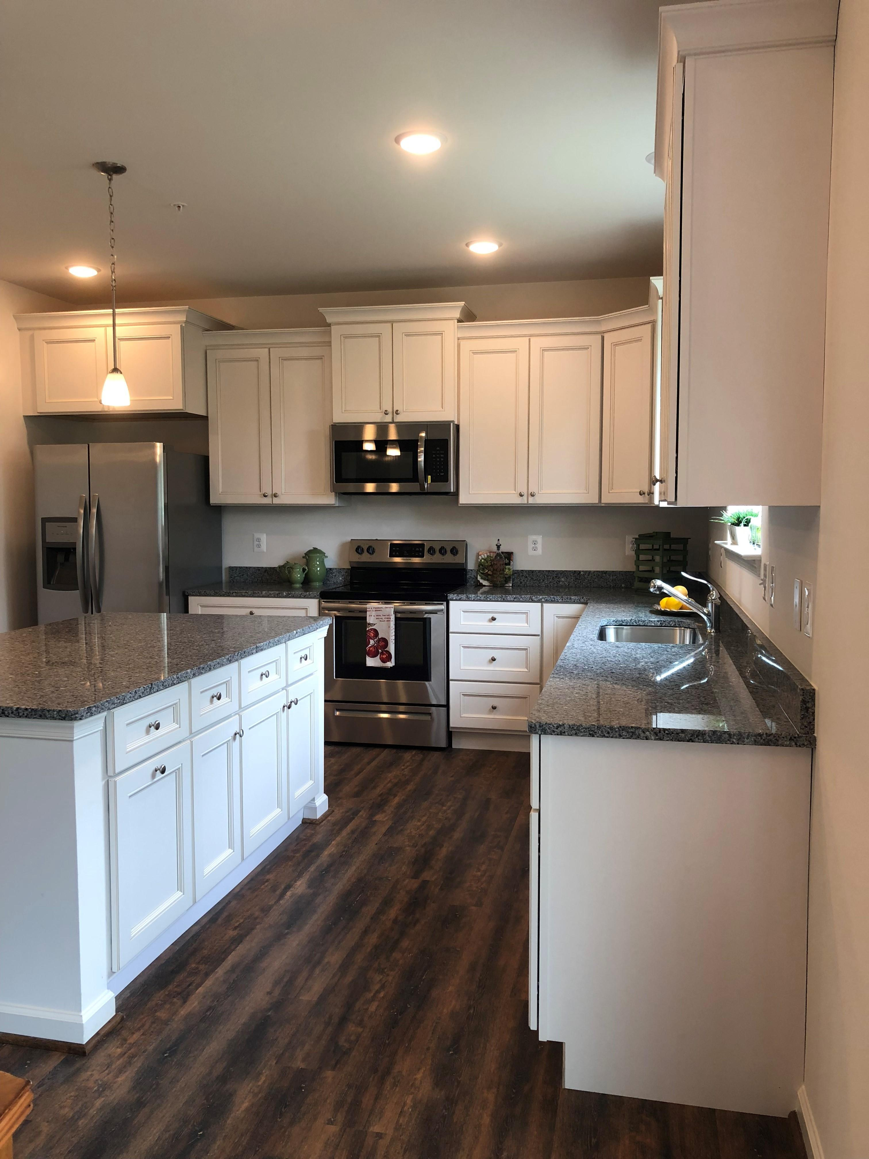 Kitchen featured in the Talbot By Baldwin Homes Inc. in Eastern Shore, MD