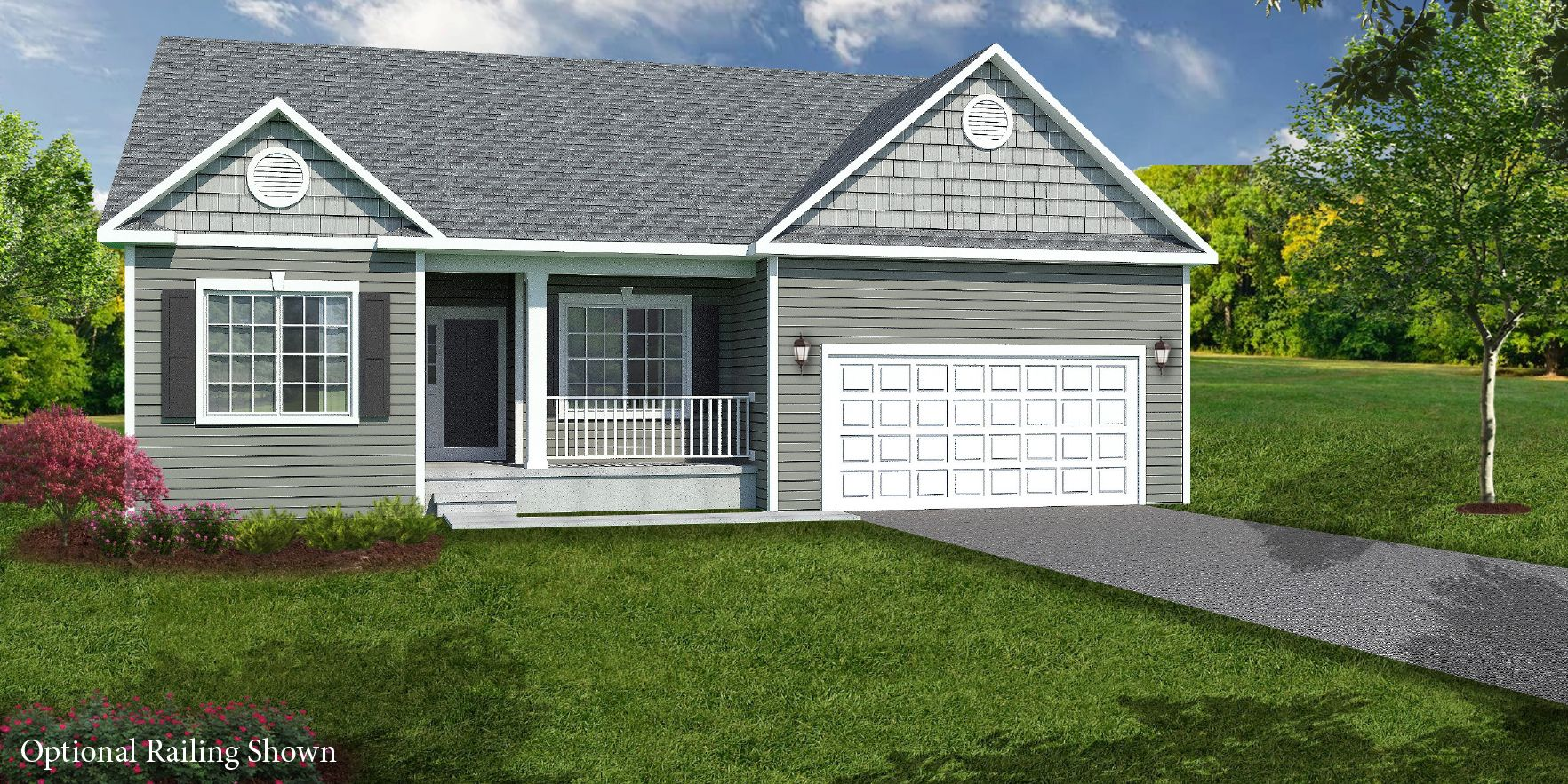 Exterior featured in The Jefferson By Barbera Homes, Inc. in Albany-Saratoga, NY