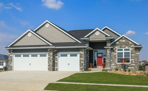 Jay Murphy Homes by Jay Murphy Homes in Cedar Rapids Iowa