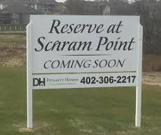 The Reserve at Schram Point by Dynasty Homes in Omaha Nebraska