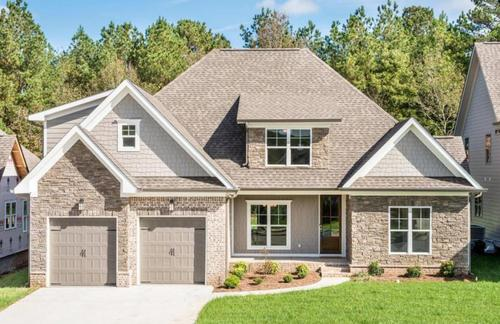 Barrington Pointe by G.T. Issa Premier Homes in Chattanooga Tennessee