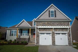 Logan's Manor by Capitol City Homes in Raleigh-Durham-Chapel Hill North Carolina
