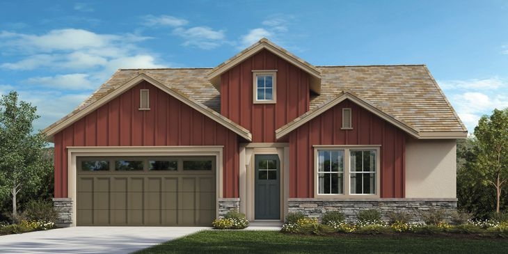 Quest In Verdi Nv New Homes Floor Plans By Bates Homes