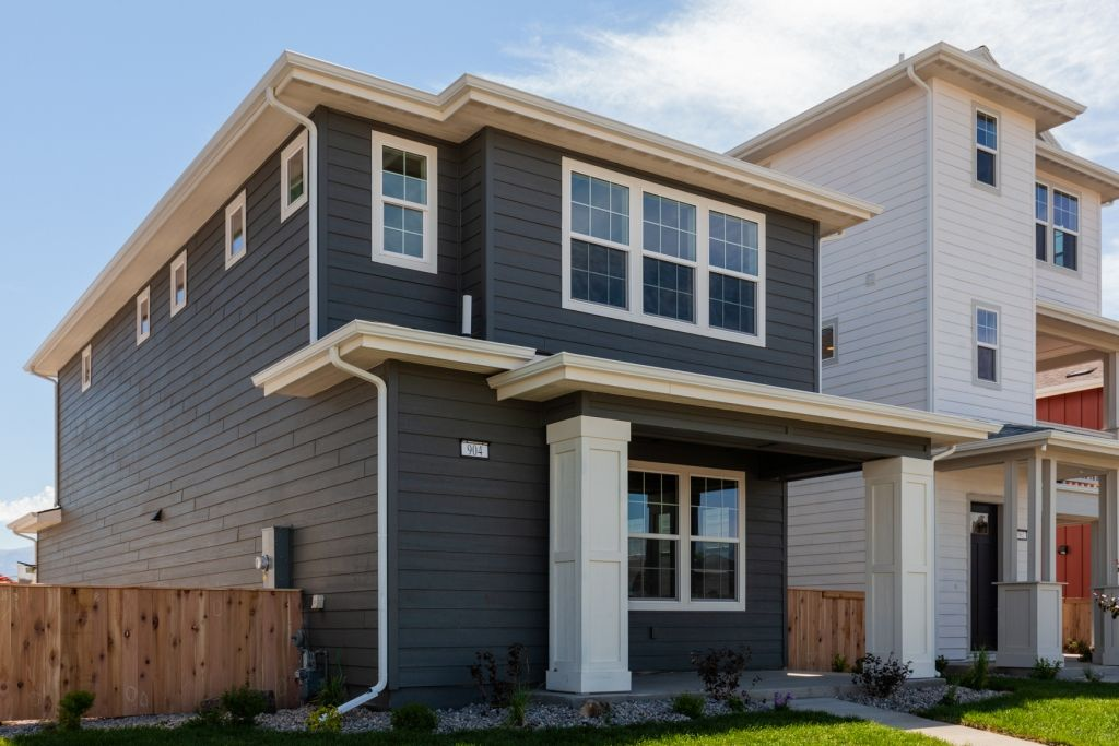 Exterior featured in the Residence 1 By Bates Homes in Reno, NV