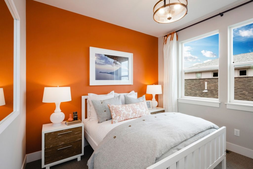Bedroom featured in the Residence 4 By Bates Homes in Reno, NV
