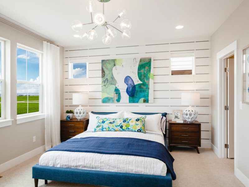 Bedroom featured in the Morgan Series Plan 2 By Bates Homes in Helena, MT