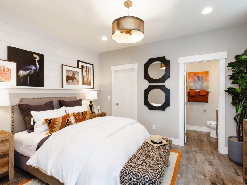 Bedroom featured in the Morgan Series Plan 4 By Bates Homes in Helena, MT