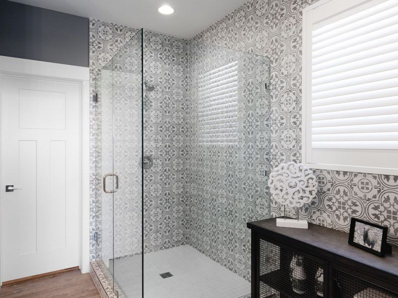 Bathroom featured in the Appaloosa Series Plan 1 By Bates Homes in Helena, MT