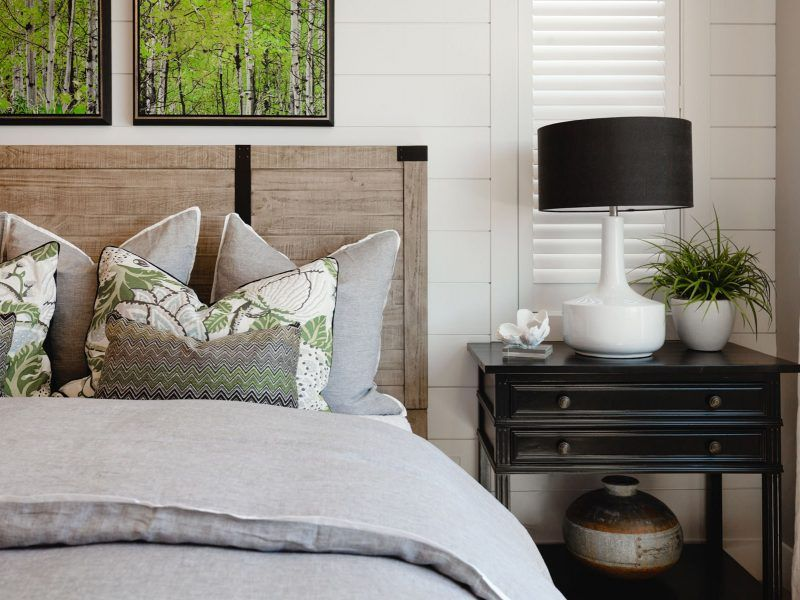 Bedroom featured in the Appaloosa Series Plan 1 By Bates Homes in Helena, MT