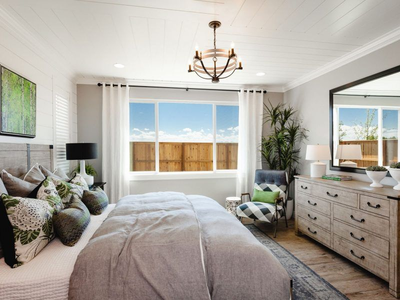 Bedroom featured in the Appaloosa Series Plan 2 By Bates Homes in Helena, MT