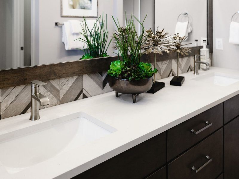 Bathroom featured in the Appaloosa Series Plan 4 By Bates Homes in Helena, MT