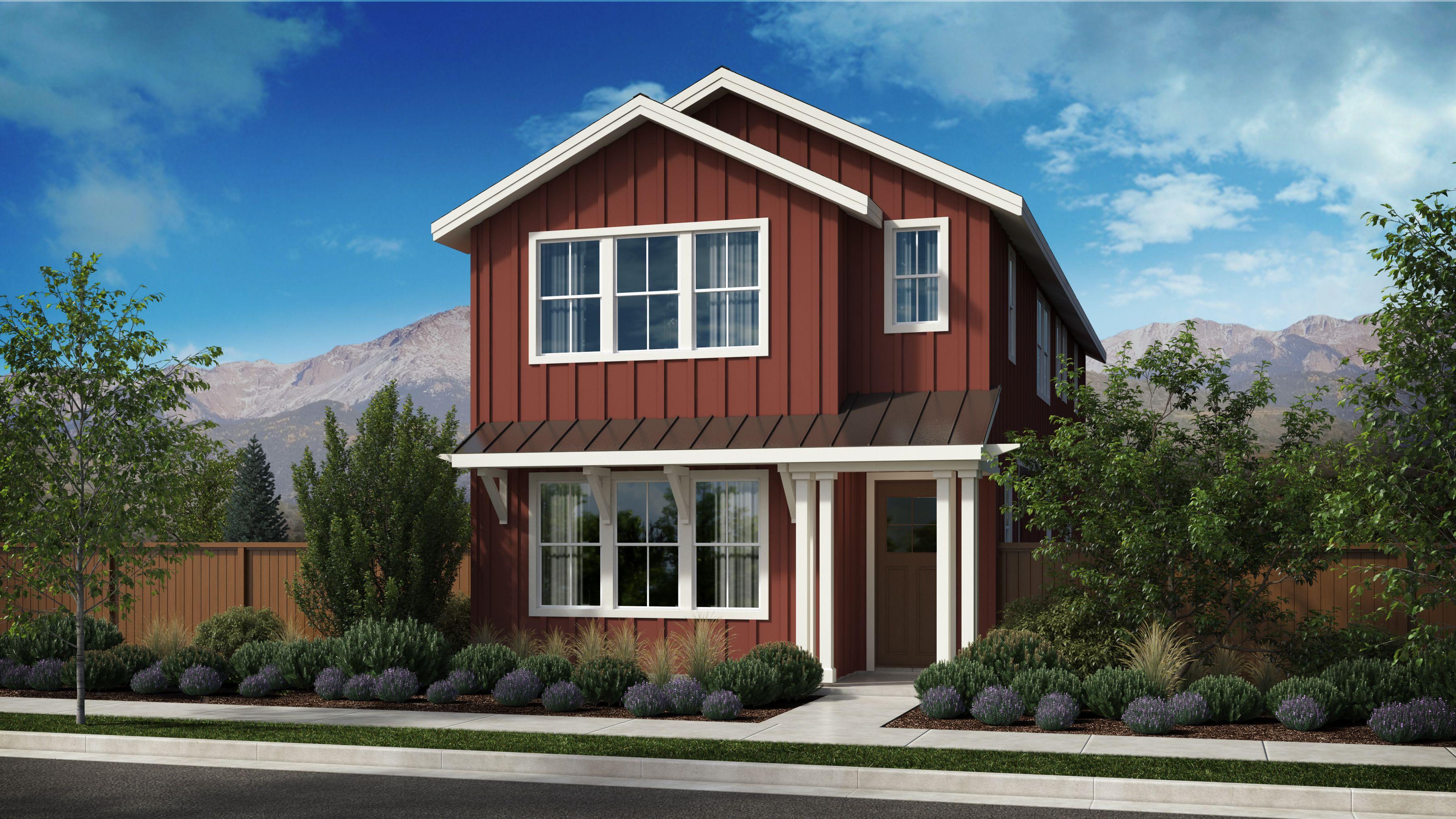 'Prescott Ranch' by Bates Homes- Montana in Helena