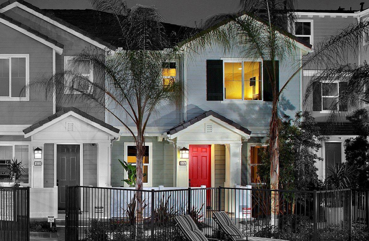 New Home Communities in 92154, San go Blu Strand Shea Homes Design Studio on