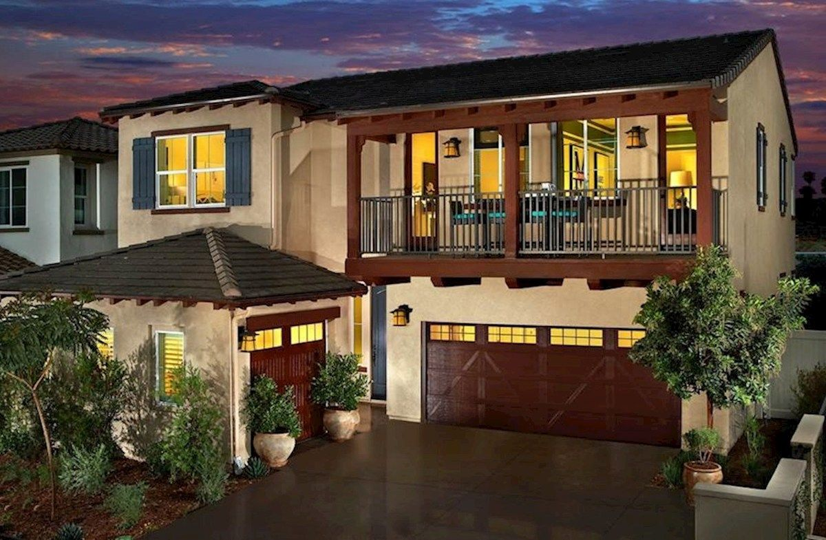 Francois Illas New Tradition: New Homes In Oceanside, CA