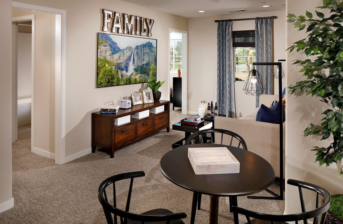 Hyde Park In Moreno Valley Ca New Homes Floor Plans By Beazer Homes