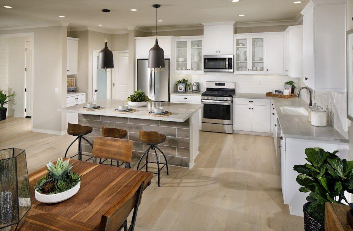 Kitchen featured in the Chardonnay By Beazer Homes in Riverside-San Bernardino, CA