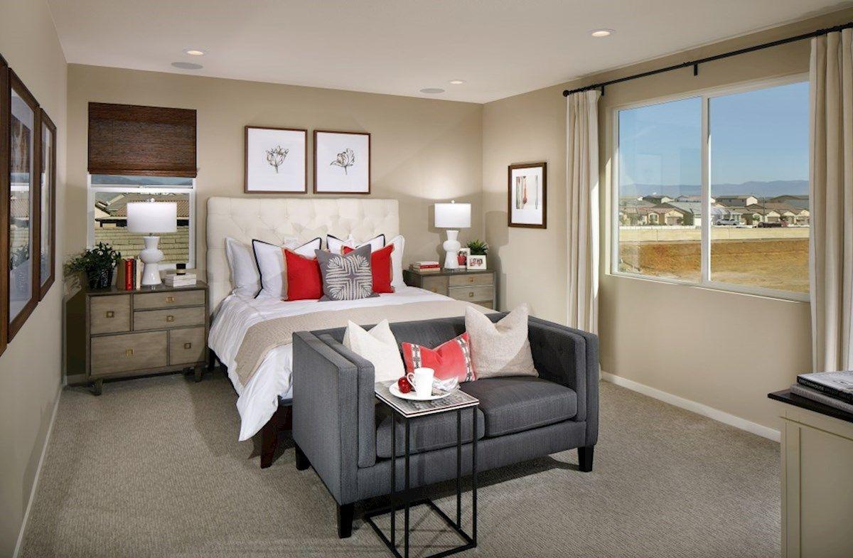 Bedroom featured in the Reserve By Beazer Homes in Riverside-San Bernardino, CA