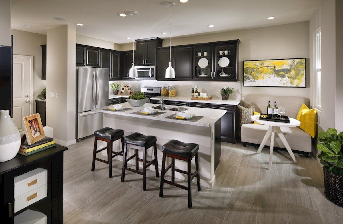 Kitchen featured in the Deer Grass By Beazer Homes in San Diego, CA
