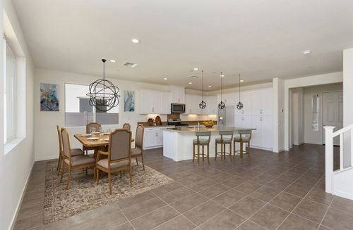 Kitchen-in-Reserve-at-Provence at Heritage Ranch-in-Winchester