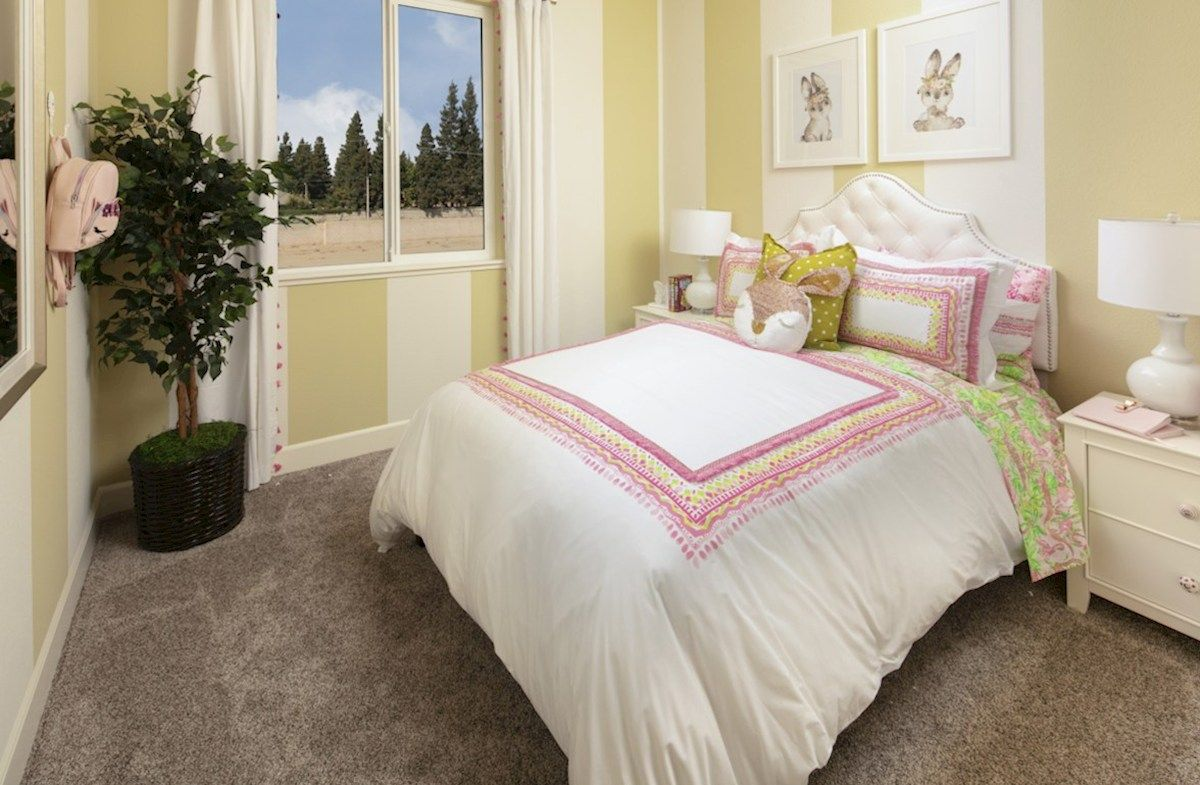 Bedroom featured in the Residence 3 By Beazer Homes in Visalia, CA