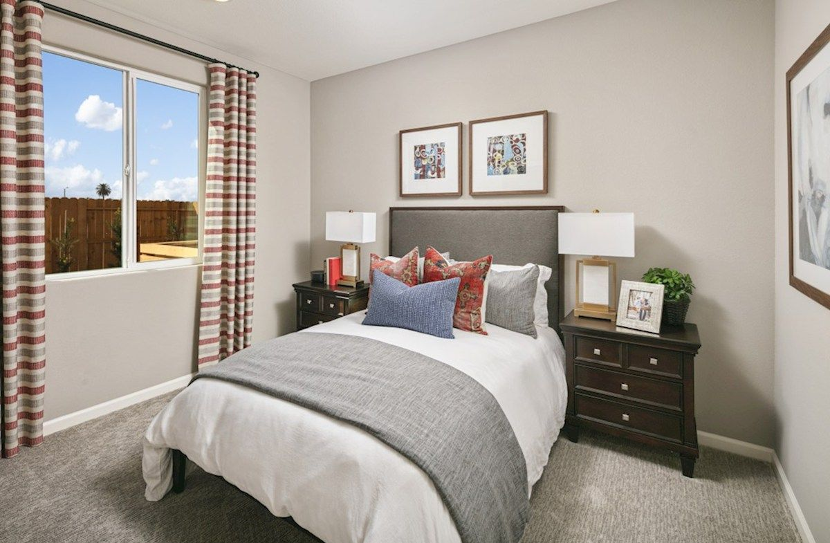 Bedroom featured in the Residence 2 By Beazer Homes in Visalia, CA