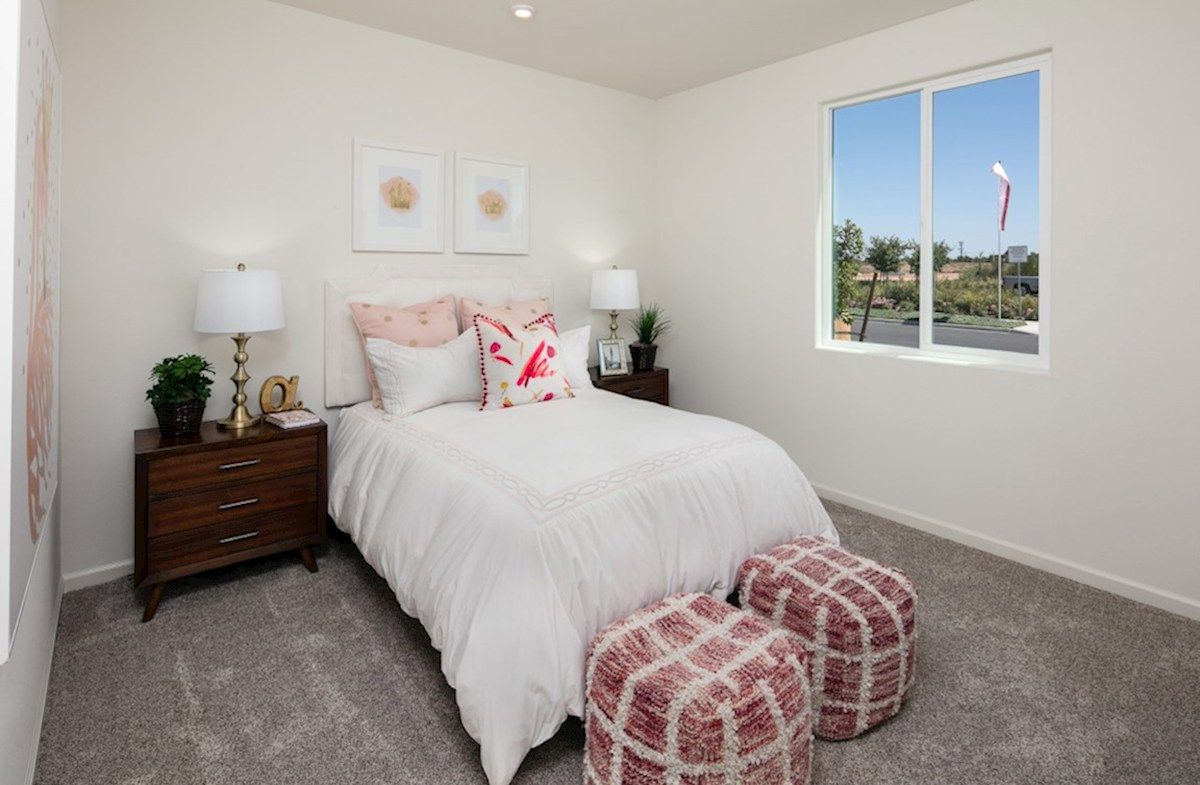 Bedroom featured in the Residence 4 By Beazer Homes in Visalia, CA