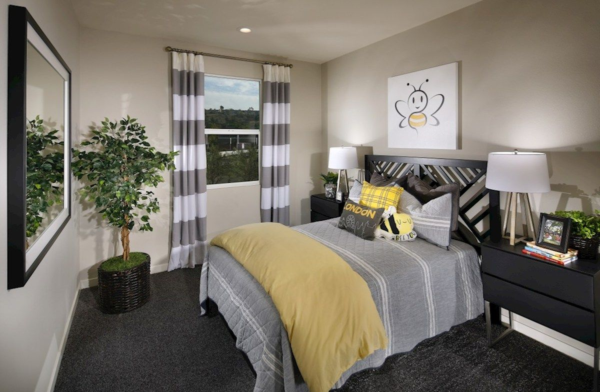 Bedroom featured in the Deer Grass By Beazer Homes in San Diego, CA