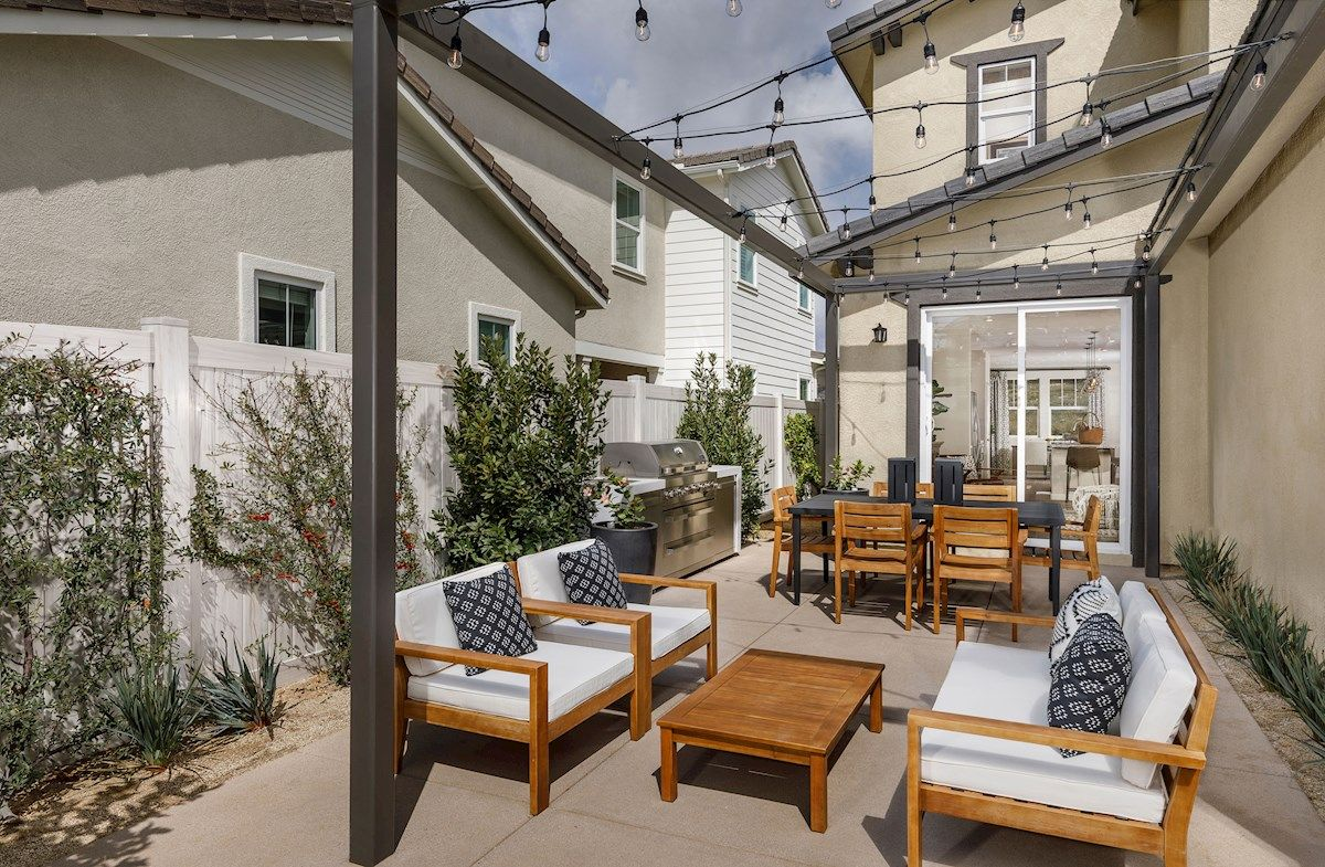 'The Porches at Park Circle' by Beazer - Southern California in San Diego
