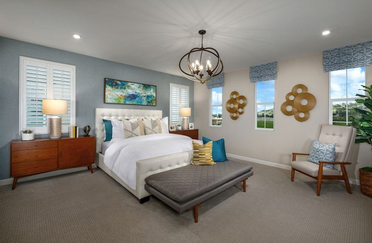 Bedroom featured in the Nokota By Beazer Homes in San Diego, CA