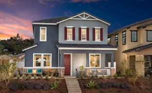 The Porches at Park Circle by Beazer Homes in San Diego California