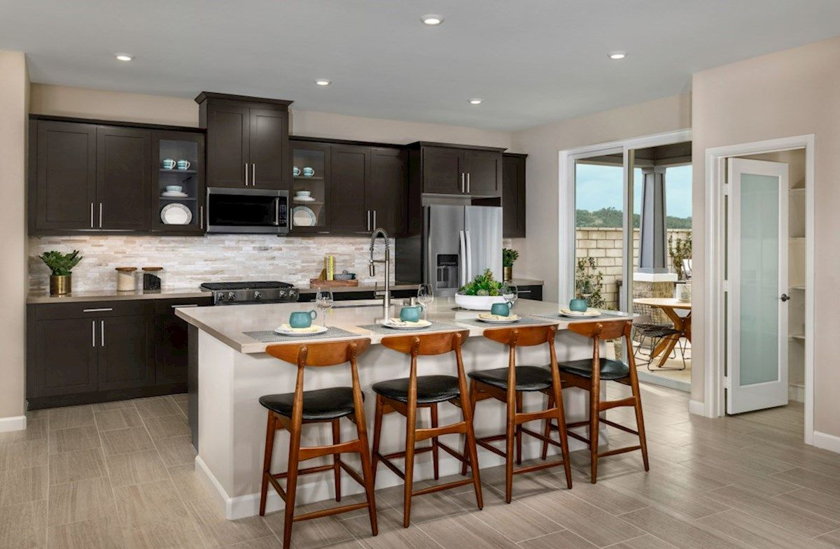 Kitchen featured in the Nokota By Beazer Homes in San Diego, CA