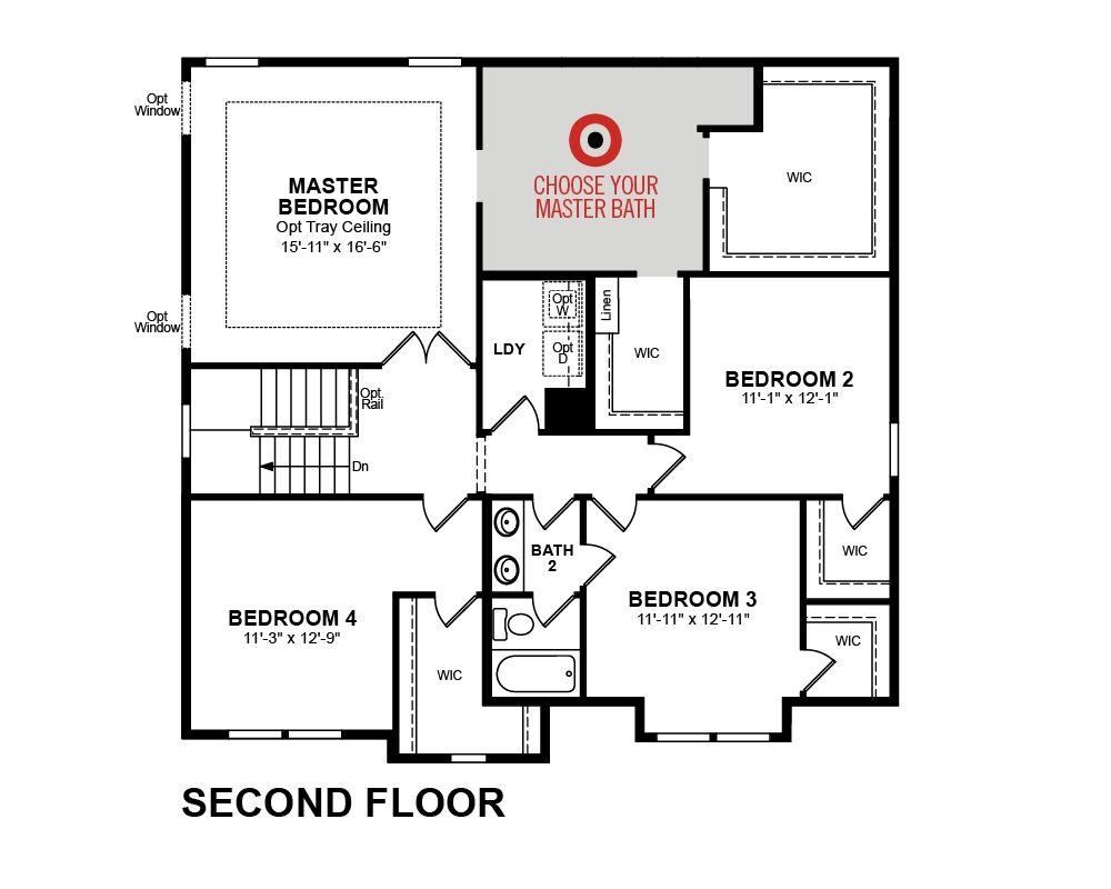 Oxford Plan, Fredericksburg, Virginia 22408 - Oxford Plan at ...